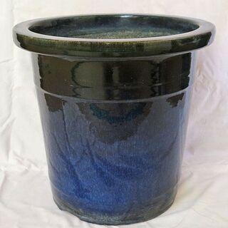 大きな 陶器 植木鉢