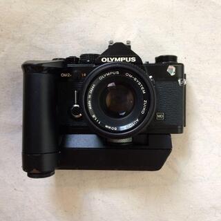 [動作確認済] Olympus OM-2n + 50mm 1.8...