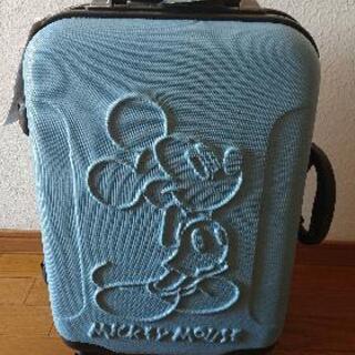 ミッキーマウス 機内用スーツケース