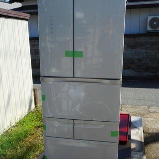 TOSHIBA 481L 冷凍冷蔵庫 GR-F48FS-WS 2...