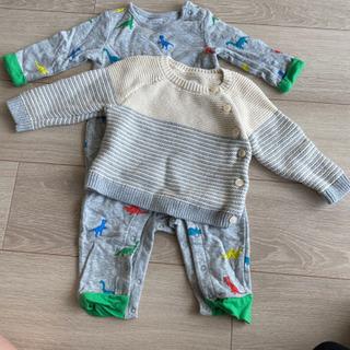 男の子★ベビー服 50〜60cm - 子供用品