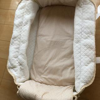 赤ちゃん用簡易ベッド/布団