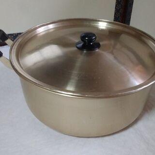 ◆【中古】 超・大きい鍋③+大きい鍋② ●直径/36cm,…