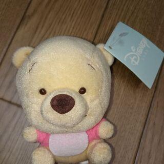 【値下げ】POOHさん チェーン付 ぬいぐるみ☆ak0032