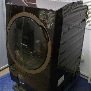 R1888) 東芝 ドラム式洗濯機 TW-117X5L 洗濯容量...