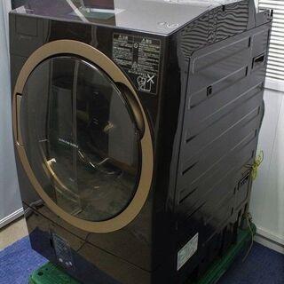 R1889) 東芝  ドラム式洗濯機 TW-127X7L 12/...