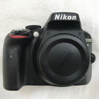 Nikon デジタル一眼レフカメラ D3300