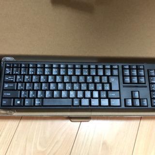 バッファロー ワイヤレスキーボード マウス セット