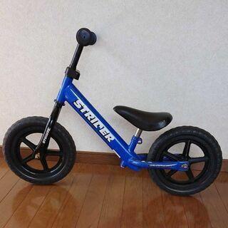ストライダー STRIDER  ブルー 青 キックバイク バラン...