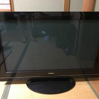 HITACHI  Woo  49インチ プラズマテレビ