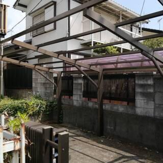 カーポート修理、ベランダ屋根、外壁の修理ができる方、大工さ…