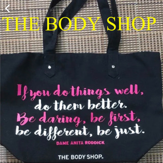 THE BODY SHOP 大判トートバッグ