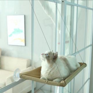 ハンモック 猫 窓 ベッド