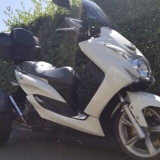 マジェスティS トライク - バイク