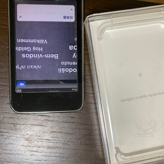 iPod touch32GB