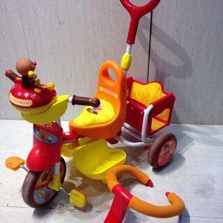 ■2570■三輪車 アンパンマン 乗用玩具 ベビー 赤ちゃん 子...