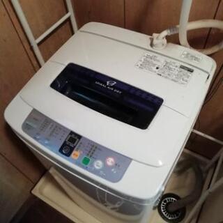 ハイアール 洗濯機 4.2kg  2013年式