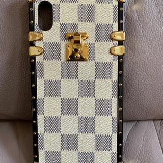 iPhone xs MAX用カバー