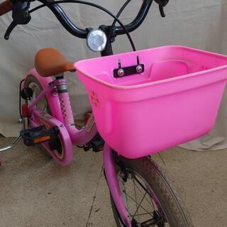 自転車 14インチ 補助輪付き