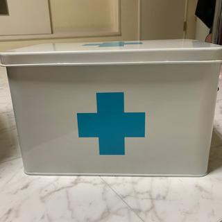 スチール救急BOX
