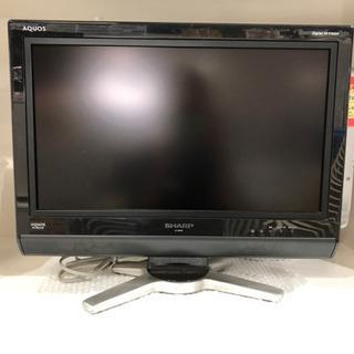 SHARP シャープ 液晶テレビ 2008年製