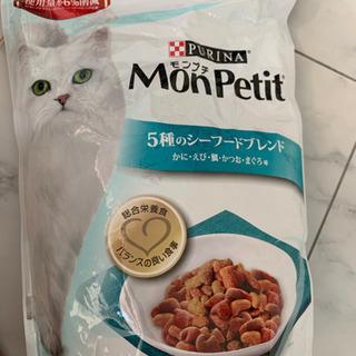 モンプチ 猫 キャットフード 600g×6 えさ 未開封新品