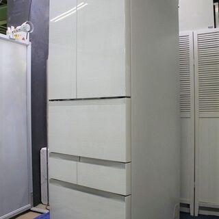 R1932) 東芝 ★6ドア冷凍冷蔵庫 自動製氷 601L GR...