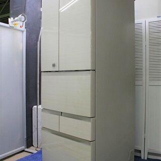 R1938) TOSHIBA 東芝 6ドア冷凍冷蔵庫 551L ...