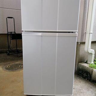 冷蔵庫ハイアール98L(冷凍庫32L,冷蔵庫66L)  値…