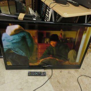 三菱 LCD-40ML3 三菱壁掛け40型テレビ 年式不明