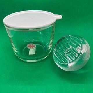 !【新品、未使用】HARIO製 ガラスの一夜漬け器[大容量の90...
