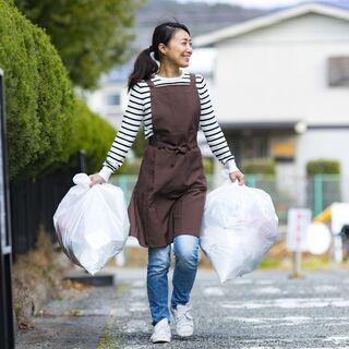 45分で1500円!ゴミ仕分けのお仕事@杉並区上高井戸