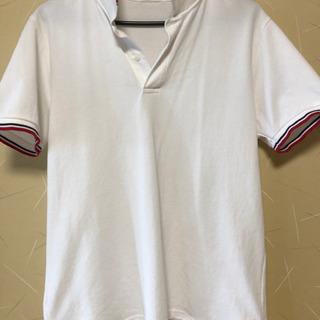 白色ポロシャツ 汚れなし‼︎