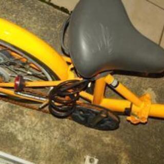 折りたたみ自転車 - 京都市