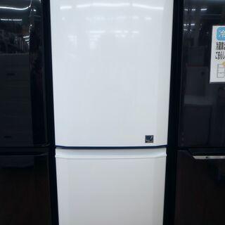 【学割/配達サービス】三菱 146L2ドア冷蔵庫 MR-P15E...