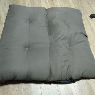 二人掛け座椅子ソファ