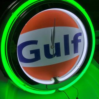 【ネット決済・配送可】Gulf 掛け時計