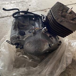 スズキ ハスラー50  TS50 エンジン