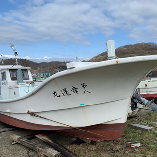 漁船 2.5トン