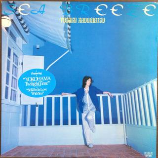 角松敏生 - SEA BREEZE LP レコードの画像