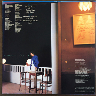 角松敏生 - SEA BREEZE LP レコード - 京都市