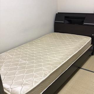 ニトリ 多機能 シングルベッド