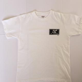 【新品未使用】 D.StyleワンポイントホワイトTシャツ