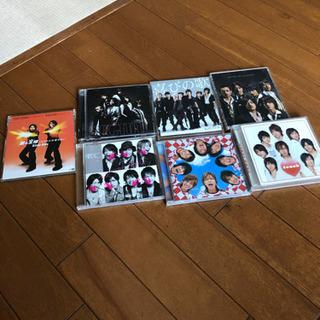ジャニーズ CDセット KAT-TUN NEWS kinki k...