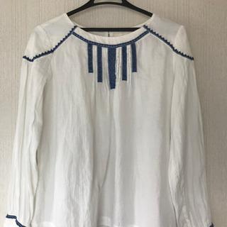 綿シャツ(スタジオクリップ)