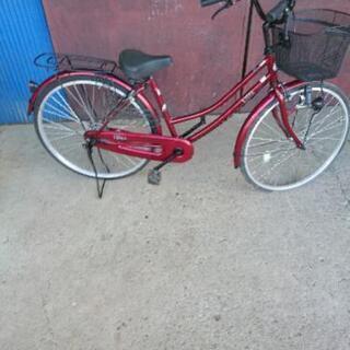 自転車 26インチ  早めに取引希望します。