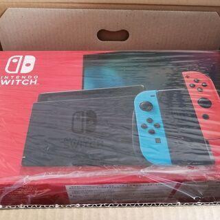 【売り切り値下げ】新品未使用Nintendo switch本体ネ...