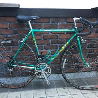 Vintage Roadbike Zunow 80年代 フルデュラ