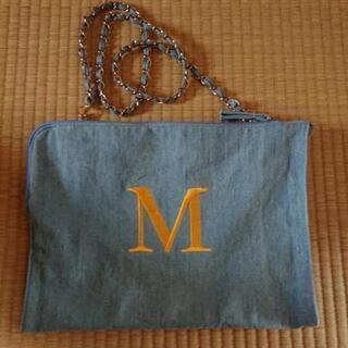 M刺繍バッグ