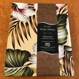 フォトアルバム ハワイで購入